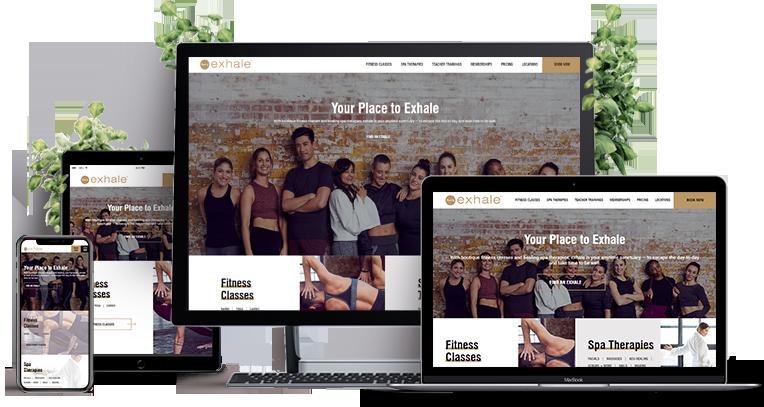 Professional Responsive Website Design