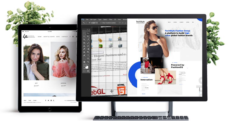 Professional Website Design Service